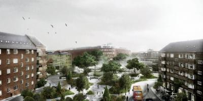 Climate Adapted Neighborhood
