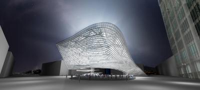 Soundtheque Concert Hall San Francisco