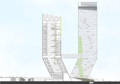 Congress Gateway Towers