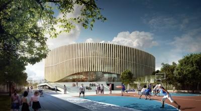 Copenhagen Arena 3XN