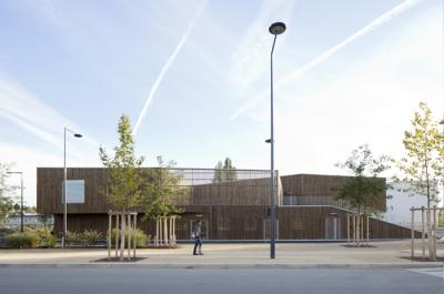 cultural centre ateliers os