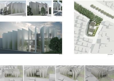 Daegu Gosan Library Ghirardelli