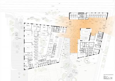 Egedal Centre Henning Larsen