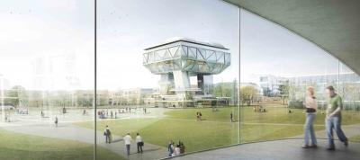 EPFL Campus HHF AWP