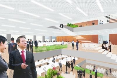 Essence Building OMA