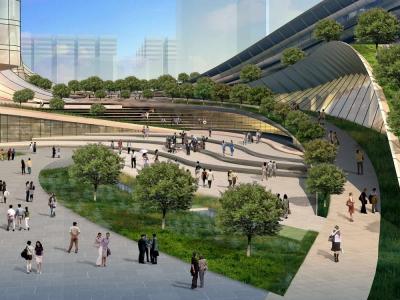 express rail hong kong aedas