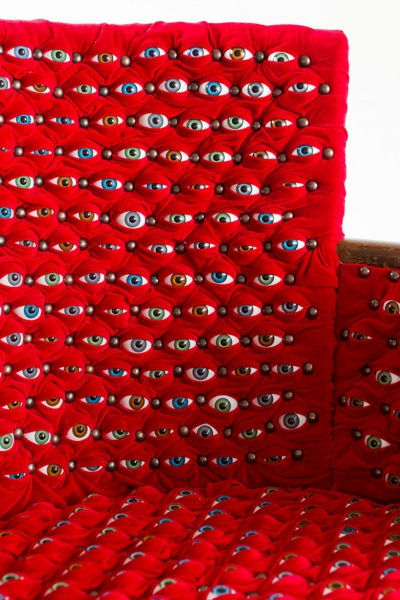 Eye Chair Fiona Roberts