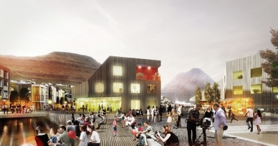 Faroe Islands Henning Larsen