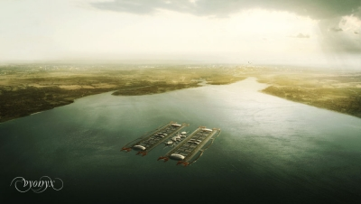 Floating Airport Gensler