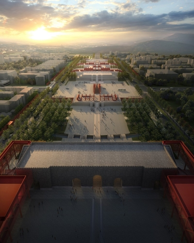 Forbidden City WILCOTER