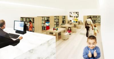 Grândola Library ER Studio