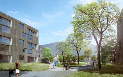 Green City Housing Complex