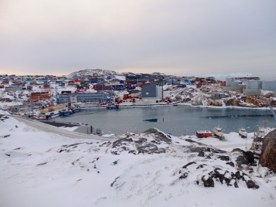 Greenland Migrating Henning Larsen