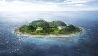 Havvada Island Dror Benshetrit