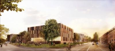 Helsingborg Hospital Schmidt Hammer Lassen