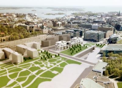 Helsinki Library FIRM OKB