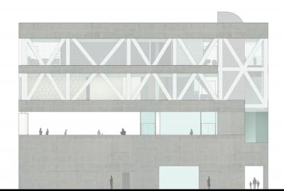 Helsinki Library Ghirardelli
