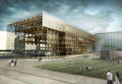 Helsinki Central Library MDU