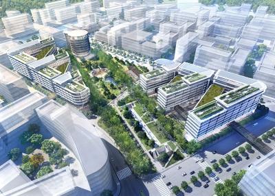 Hongqiao Vantone Foster Partners