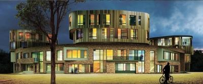 Housing Skolkovo Atrium Studio