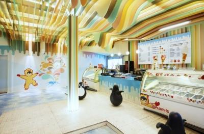 Ice Cream Castle Scenario