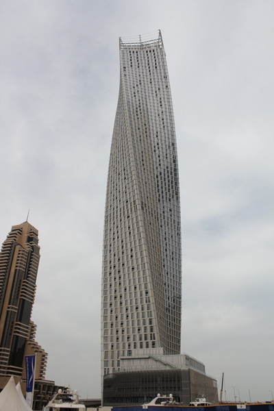 Infinity Tower SOM