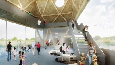 Inspiration Centre Grevelingen