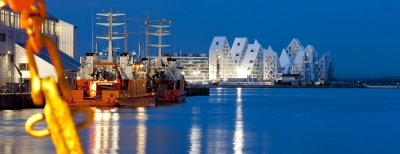 Isbjerget seARCH CEBRA JDS