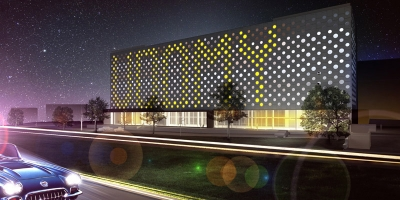 IT Park ZA Architects