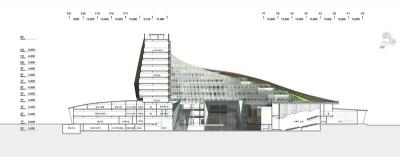 KHNP Headquarters H Architecture