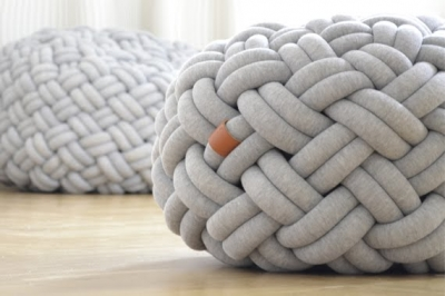 Knotty Cushion Kumeko