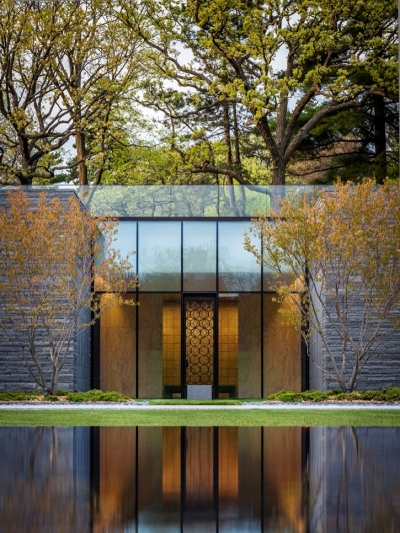 Lakewood Mausoleum HGA