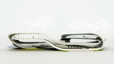 Landscape House Universe
