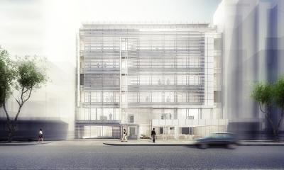 Leblon Offices Richard Meier