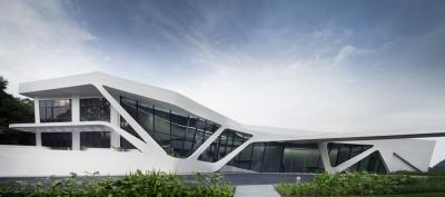 Leedon Singapore Zaha Hadid
