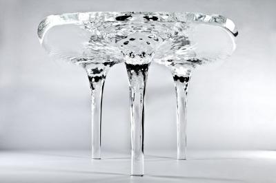 Liquid Glacial Zaha Hadid
