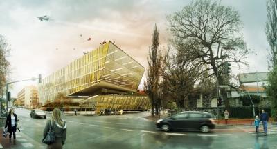 Ljubljana Library Kamvari