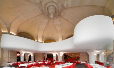 L'Opéra Restaurant Odile Decq