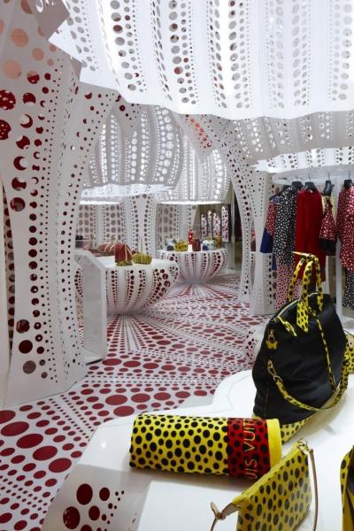 Louis Vuitton Yayoi Kusama