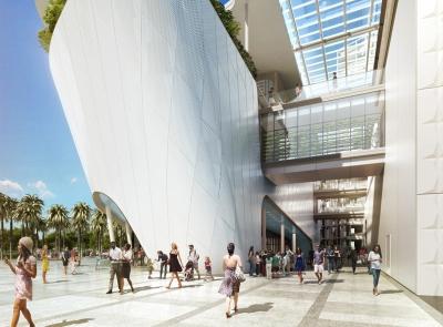 Miami Museum Grimshaw