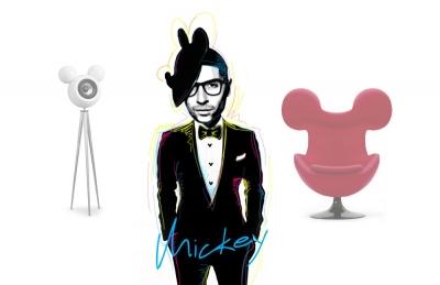 Mickey Egg Chair