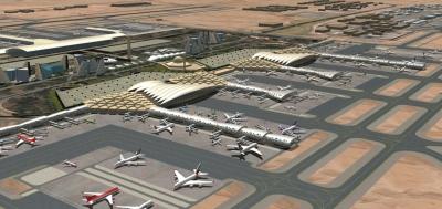 NACO HOK Riyadh Airport