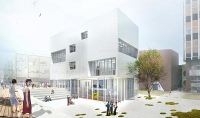 Nantes' Conservatory