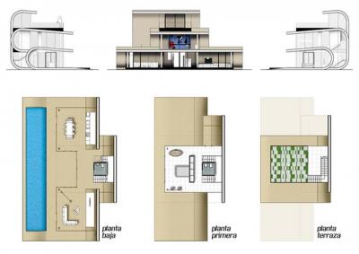 Olas House Victor Lusquiños
