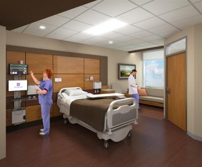 Parkland Hospital HDR
