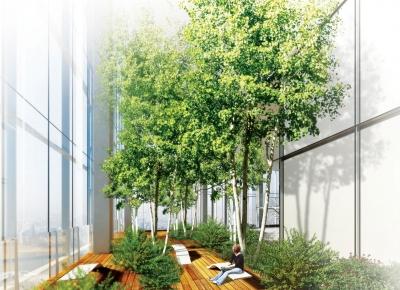 Pentomonium Towers Murphy/Jahn