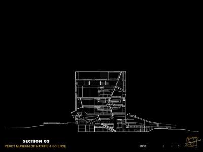 Perot Museum Morphosis