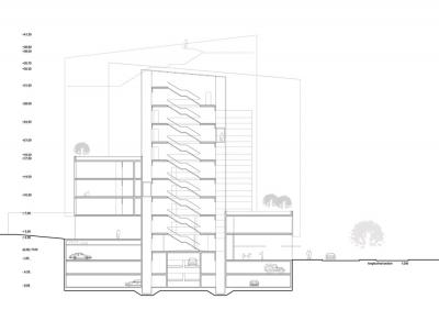 Budva Centre AGM Architects