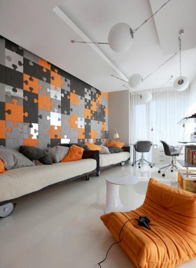 Family Residential Geometrix Design