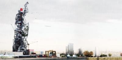 Scrap Skyscraper